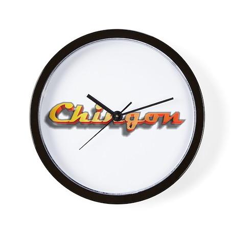 Chingon Magneto Wall Clock