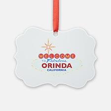 ORINDA Ornament