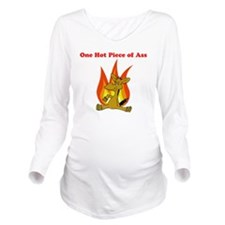 hotpiece Long Sleeve Maternity T-Shirt