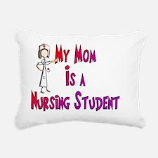 Student Nurse Kids Rectangular Canvas Pillow