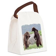 JandM Canvas Lunch Bag