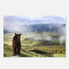 Jakes Overlook 6x4 Postcards (Package of 8)