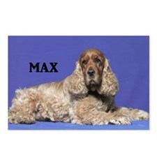 max Postcards (Package of 8)