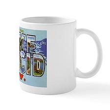 Lake Placid New York Coffee Mug