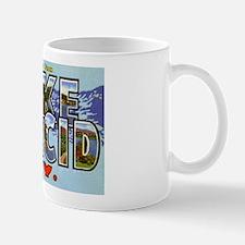 Lake Placid New York Mug