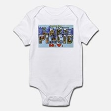 Lake Placid New York Infant Bodysuit