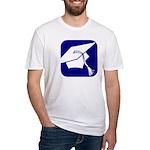 Graduation Cap Fitted T-Shirt