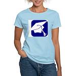 Graduation Cap Women's Pink T-Shirt