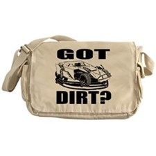 Got_Dirt Messenger Bag
