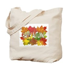 Cute Autumn Tote Bag