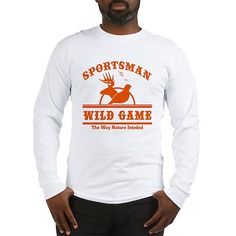 Wild Game Long Sleeve T-Shirt