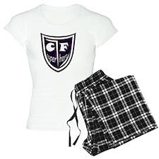 Super-Hero-Emblem Pajamas