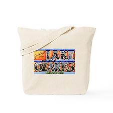 Lake of the Ozarks Missouri Tote Bag