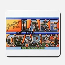 Lake of the Ozarks Missouri Mousepad