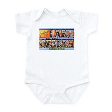 Lake of the Ozarks Missouri Infant Bodysuit