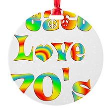6-70s Ornament