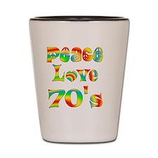 6-70s Shot Glass