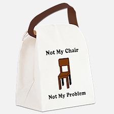 notmychair Canvas Lunch Bag