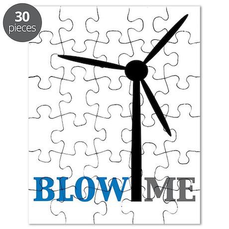 blow me wind turbine Puzzle