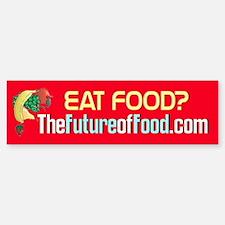 Future of Food Bumper Bumper Bumper Sticker