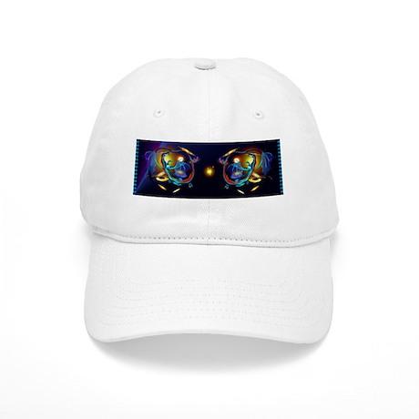 Blue Galaxy Dragon_bev Cap