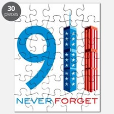 911 Never Forget Puzzle