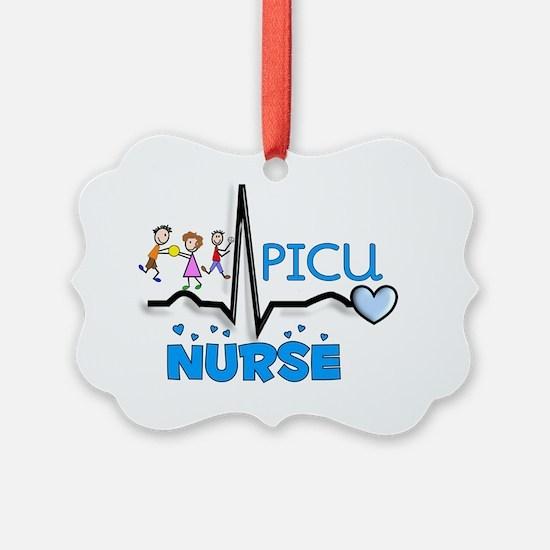 PICU Nurse Ornament