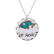 gotSushi Necklace Circle Charm