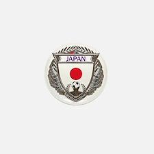 Japan Soccer Gym Bag Mini Button