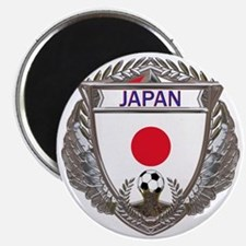 Japan Soccer Gym Bag Magnet