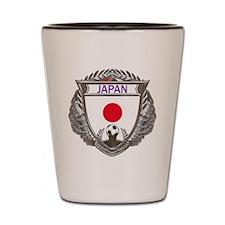 Japan Soccer Gym Bag Shot Glass