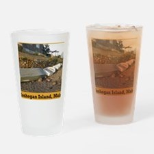 dingyAFTERNOON Drinking Glass