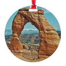 Arches Natl Park Ornament