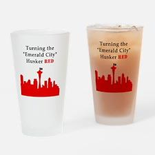 nuec2 Drinking Glass