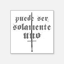 """Altatierrador-gothical2 Square Sticker 3"""" x 3"""""""