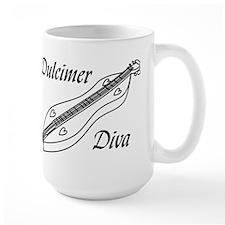 Dulcimer Diva Mug