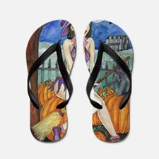 WickedWitch Flip Flops
