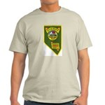 Pershing County Sheriff Ash Grey T-Shirt