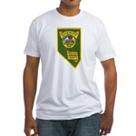 Pershing County Sheriff Fitted T-Shirt