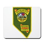 Pershing County Sheriff Mousepad