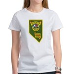 Pershing County Sheriff Women's T-Shirt