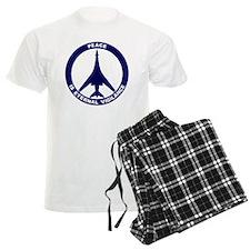 Peace Is Eternal Vigilance -  Pajamas