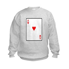 Ace of Heart's Sweatshirt