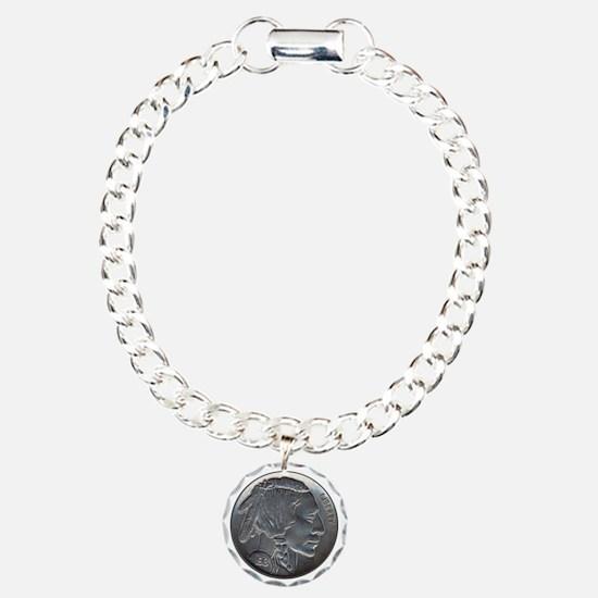 NickleIndian-C8trans Bracelet