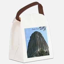devilstower Canvas Lunch Bag