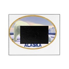 Mama Nose Best - Alaska oval Picture Frame