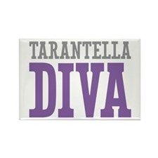 Tarantella DIVA Rectangle Magnet