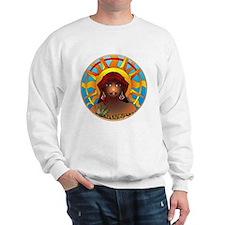 Sol Wheel Discount Sweatshirt