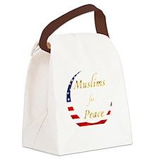 2-m4pusa Canvas Lunch Bag