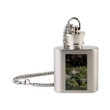 Ft. Tyron area Flask Necklace